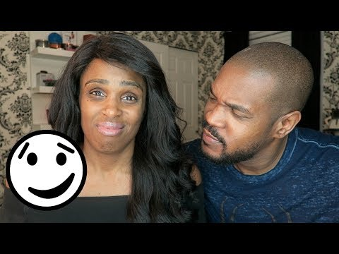 OUR HUUUUUUGE ANNOUNCEMENT! 😬❤️👶🏽👶🏾
