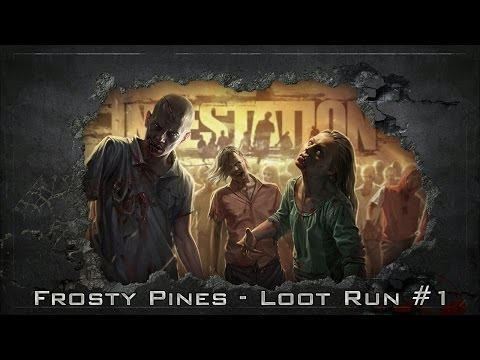 ISS: Frosty Pines - Meds - MTV Forest - EVO 3 Loot Run #1
