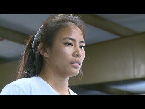 Hawaii's Ikei claims international wresting gold for Team USA