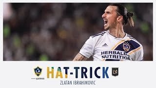 Zlatan Ibrahimovic's hat trick vs. LAFC | July 19, 2019