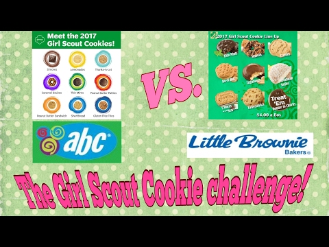 Why are Girl Scout Cookies Different ABC Bakers vs Little Brownie Bakers Who makes the best cookies?