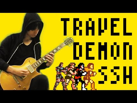 S.S.H - Castlevania - Travel Demon 2018  (Guitar Cover)