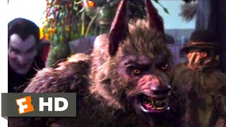 Goosebumps 2: Haunted Halloween (2018) - The Monsters Come Alive Scene (6/10)   Movieclips