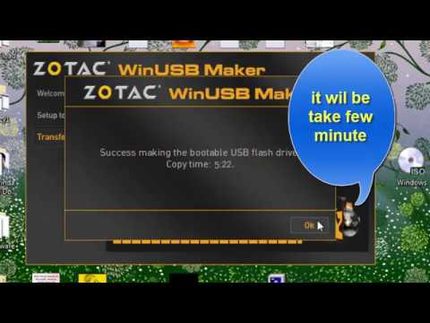 How to make Bootable USB pendrive for Windows[7/8/8.1/10] - How to Install any Windows from a USB