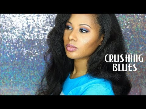 🦋 Crushing Blues | 🦋 Get ready with me