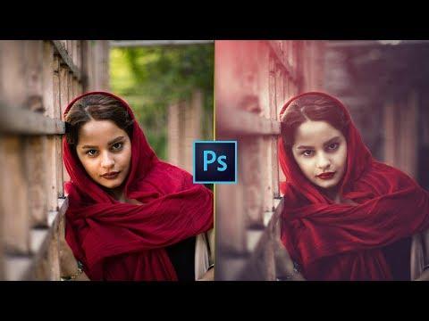 Photoshop Tutorial: Color Splash Effect (2018)