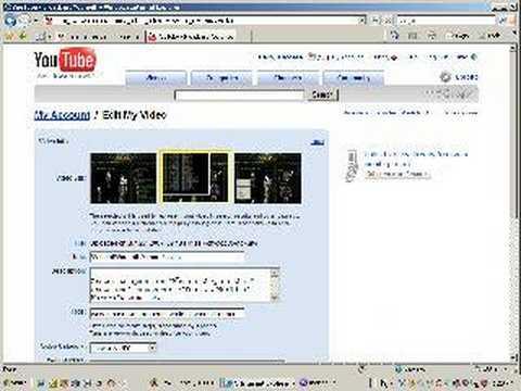 make link or url in youtube description clickable