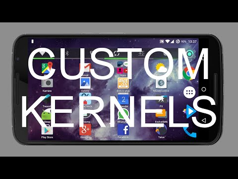Custom Kernels on Android Devices (What You Need To Know) [FULL HD]