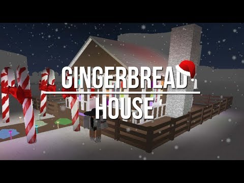 ROBLOX | Welcome to Bloxburg: Gingerbread House