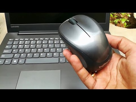 Logitech M235 Wireless Optical Mouse Review