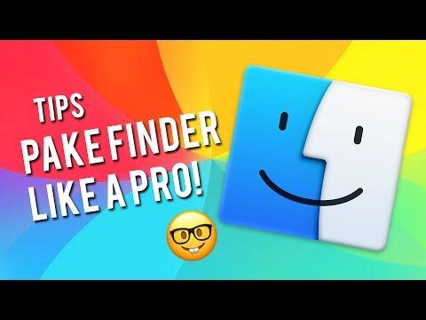 Mac Tips: Cara Pakai Finder Like a Pro!