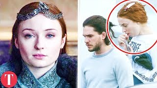 The Sad Truth Of How Game Of Thrones Cast Lives Were Changed