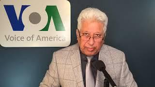 News Bulletin 01 April 2020 Voice Of America Urdu With (Khalid Hamid)