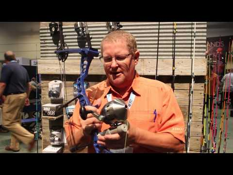 New Reel: Zebco 808 Bowfisher Spincast Reel