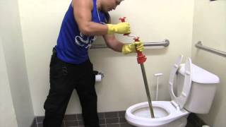 How To Unclog A Backed Up Toilet When Nothing Else Works