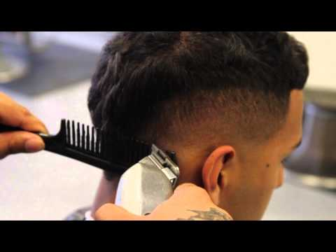 Haircut Tutorial: Faux Hawk; Mo Hawk; Fro Hawk; by : Rico Black