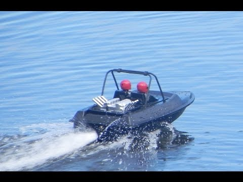 10012016 FOR SALE NOW!! Brushless NQD Jet Boat #2