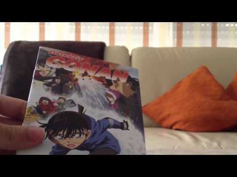 Unboxing: Detektiv Conan Film 15 -- Die 15 Minuten der Stille