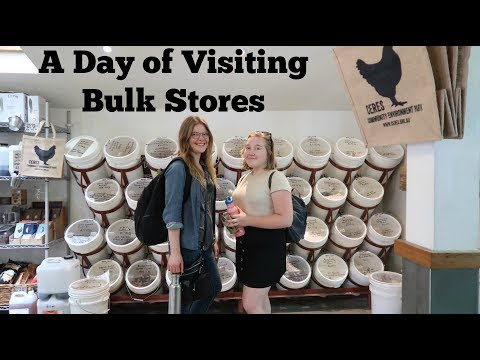 Zero Waste Day Out In Melbourne // LivingWasteFree