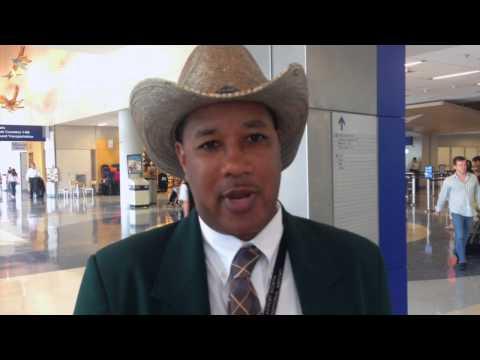 DART to DFW: Meet Sheridan Porter, DFW Airport Ambassador