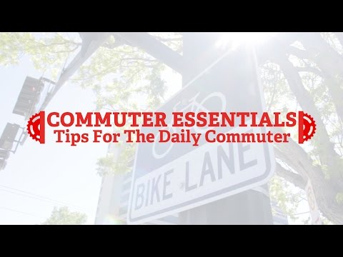 Tips For Bike Commuting | The Essentials