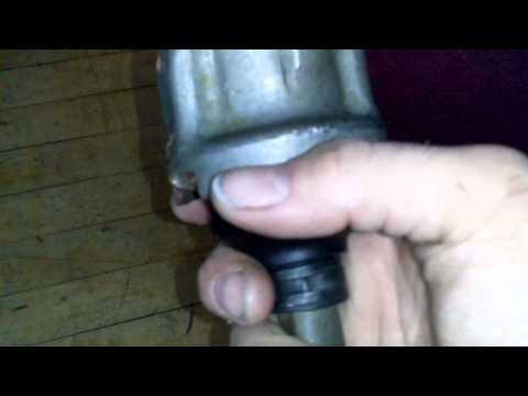 Steering shaft problem on the S10