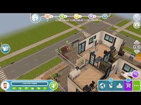BUY A CRIB - the Sims freeplay 😸