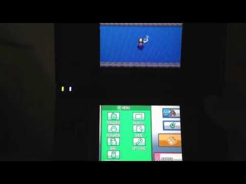 How to Catch Lapras on HeartGold/SoulSilver