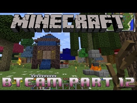 Minecraft: WITCHERY DISTILLING! - Attack of the B-Team Ep 12