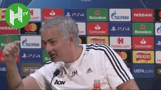Jose Mourinho: Some Manchester United players care more than others - Manchester United v Valencia