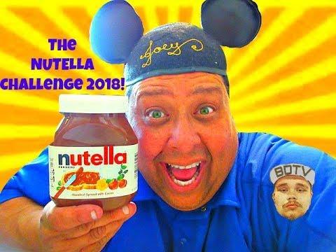 The Nutella® Challenge 2018 w/Big Daddy TV!