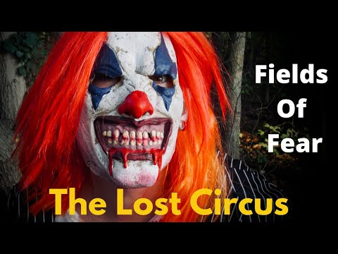 😁  Cox Farms - Fields Of Fear 2017  -  THE LOST CIRCUS HAYRIDE  - (NEW)  ✅