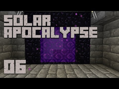 ►Solar Apocalypse LP: EXPANSION!   Ep. 6   Modded Minecraft Survival◄