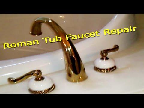 Delta Roman Tub Faucet Repair👍👍👍