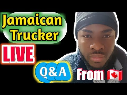 I Have A Canadian Visiting Visa Can I Get A Truck Driving Job in Canada?