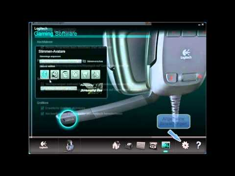 Tutorial: Logitech G35 Software  | SocietyTechnik