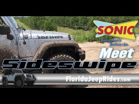Meet SIDESWIPE - Every Jeep has a story.