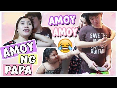 AMOY AMOY AMOY NG PAPA! (HAHA) ANG BANGO! 💜 Purpleheiress Vlogs