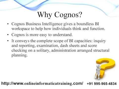 Online Cognos Training | Online teradata training
