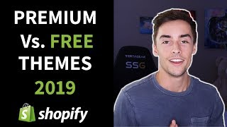 The BEST Free Vs. Paid Shopify Themes of 2019