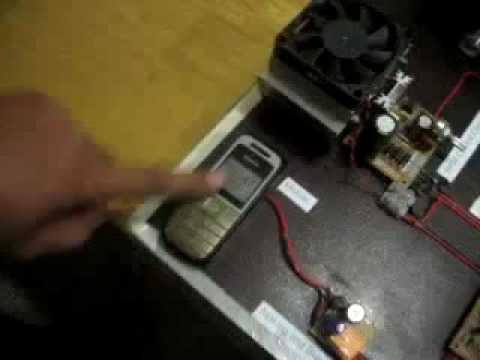Mobile Control Motor Generator Set Urdu/Hindi