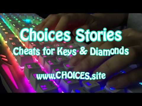 Choices Stories You Play Hack ★ How to Get Diamonds & Keys for Choices Stories Cheats