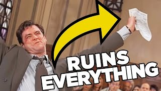 10 Most Annoying Movie Plot Holes Ever