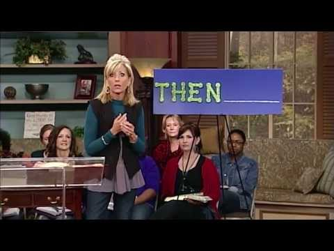 Beth Moore: If My Husband Had An Affair... (James Robison | LIFE Today)