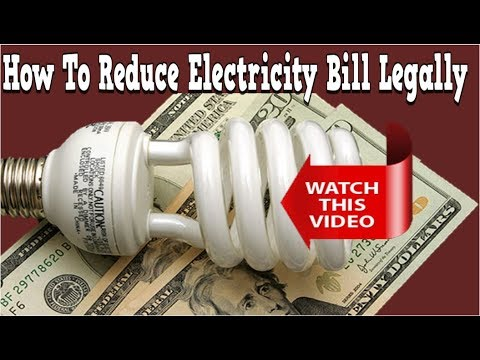 How To Reduce Electricity Bill Legally, How Can We Save Energy At Home, How To Save Money On Heating
