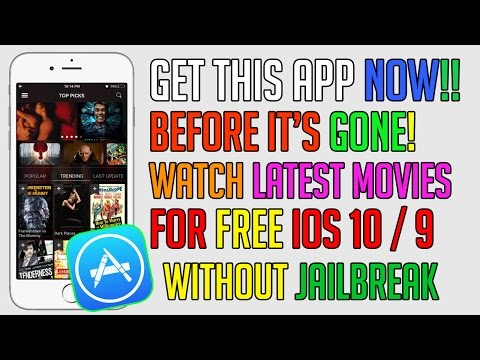 Get This App Before It's BANNED!! Watch Movies For FREE iOS 10 - 10.3 / 9 (NO JAILBREAK)