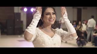 Bamb Jatt | Couple dance | Punjabi| Canada |Cute couple | Engagement  performance.