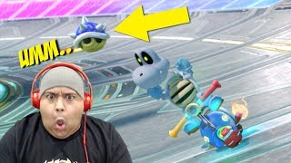 THIS GAME IS NO LONGER A F#%KING GAME!! [MARIO KART 8 DELUXE]