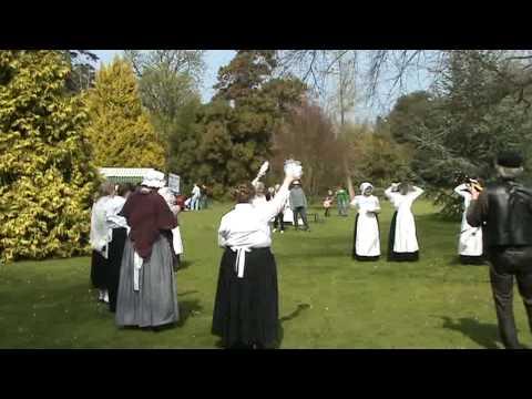 Victorian Easter at Quex park Birchington Thanet  2009 part 1