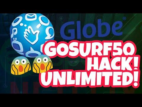GLOBE/TM UNLIMITED INTERNET!